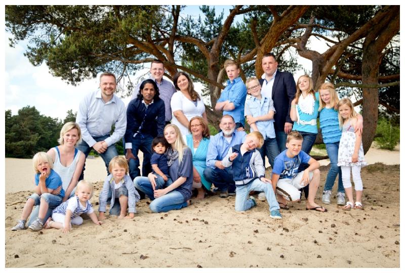 Familyshoot: Familie Leeuwestein